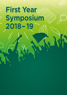 First Year Symposium 2018-19