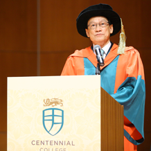 Council Chairman - Professor Edward Chen