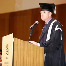 The University of Hong Kong - Professor Ian Holliday