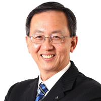 President of Centennial College - Professor William Lee