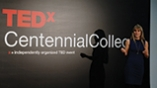 TEDx Centennial College: The Age of Uncertainty - Ms Steffi Lopez Gonzalez (Certified NLP Life Coach Yoga Teacher and Speaker)