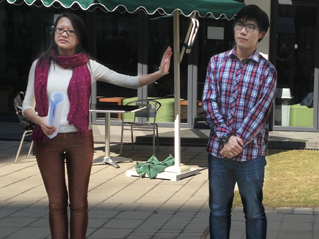 Centennial College 明德學院 - Two Workshops on Voice Projection and Public Speaking Skills