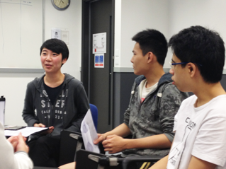 Centennial College 明德學院 - Workshop on English Movies