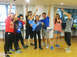 Centennial College 明德學院 - Induction Day Camp 2015
