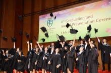 4th Graduation and Award Presentation Ceremony