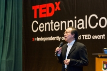 TEDxCentennialCollege - The Unknown Capacity