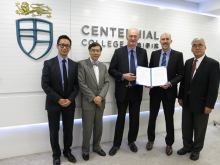 New Student Exchange Partnership with Miyazaki International College, Japan
